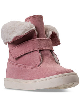Toddler Girls' Siena Booties From Finish Line by Polo Ralph Lauren