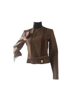 Christian Dior Columbus Lizard Leather Jacket Galliano Era by Etsy