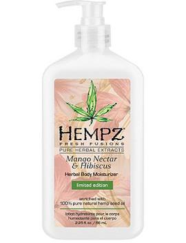 Mango Nectar & Hibiscus Herbal Body Moisturizer by Hempz