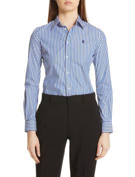 Slim Chambray Shirt by Polo Ralph Lauren