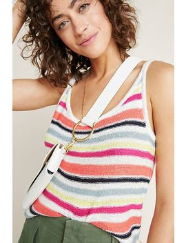 Wharf Striped Tank by Cupcakes And Cashmere