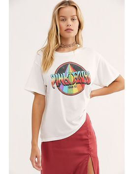 Pink Floyd Rainbow Tee by Free People