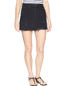 Denim A Line Skirt by Free People