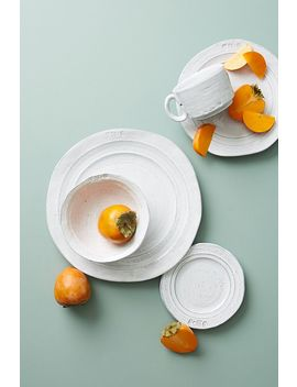 Glenna Dinner Plates, Set Of 4 by Anthropologie