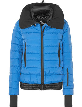 Vonne Quilted Shell Down Jacket by Moncler Grenoble