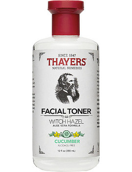 Alcohol Free Cucumber Witch Hazel Facial Toner by Thayers