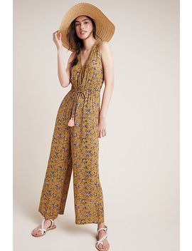 Sofia Floral Jumpsuit by Raga