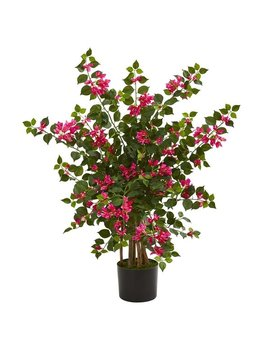 Bougainvillea Artificial Tree by Nearly Natural