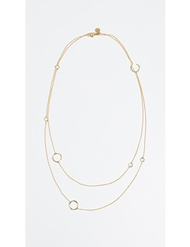 Quinn Delicate Wrap Necklace by Gorjana