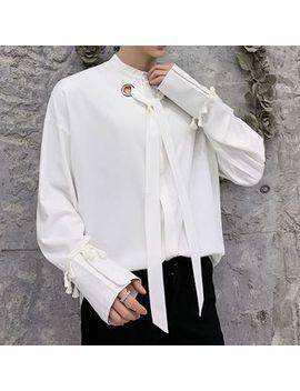 Bjorn   Tassel Detail Shirt by Bjorn