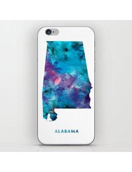 Alabama I Phone Skin by Society6