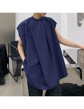 Bjorn   Sleeveless Shirt by Bjorn
