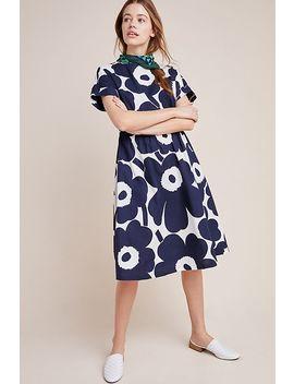 Marimekko Piiri Poplin Dress by Marimekko