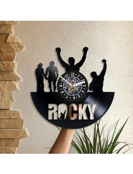 """<Span Data Preview Title="""""""">Rocky Wall Art Birthday Gift For Him Lp Retro Vinyl Record Movie Art Sylvester S...</Span>          <Span Data Full Title="""""""" Aria Hidden=""""True"""" Class=""""Display None"""">Rocky Wall Art Birthday Gift For Him Lp Retro Vinyl Record ... by Etsy"""