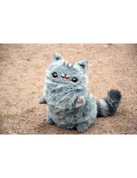 Pusheen Cat by Etsy
