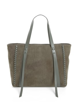 Ray Nubuck Tote by Allsaints
