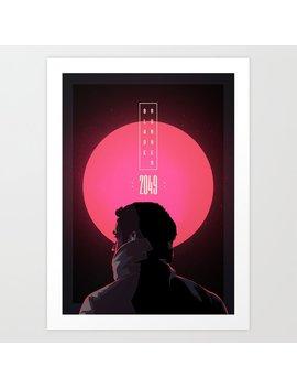 Blade Runner 2049 Art Print by Society6