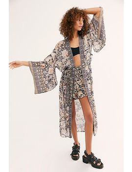 Amethyst Maxi Robe by Free People