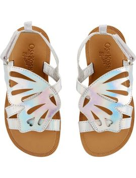 Osh Kosh Butterfly Sandals by Oshkosh