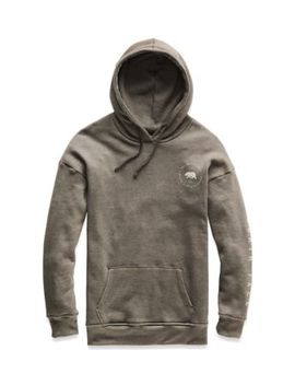 Women's Bearscape Tri Blend Pullover Hoodie by The North Face