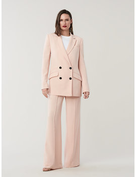 Madison Double Breasted Blazer by Dvf