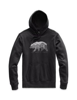 men's-bearscape-pullover-hoodie by the-north-face