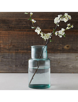 Squared Side Vase by Terrain