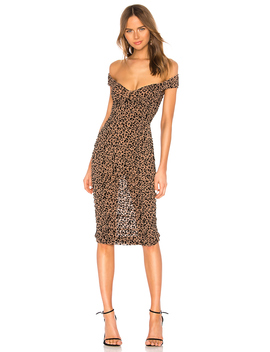 tabitha-midi-dress by majorelle
