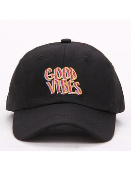 """""""Good Vibes"""" Caps by So Aesthetic Shop"""