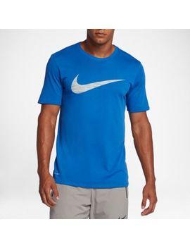 Nike Dry Swoosh Men's Training T Shirt. Nike.Com by Nike