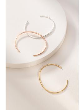 Essential Hammered Cuff Set by Stella&Dot