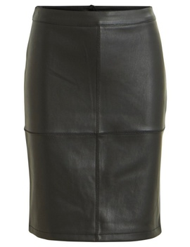 **Vila Black Mini Skirt by Dorothy Perkins