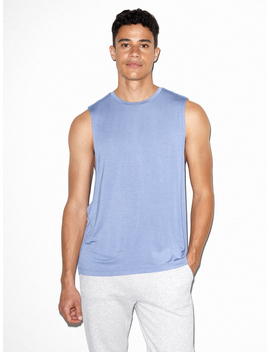 Mix Modal Muscle Tank by American Apparel
