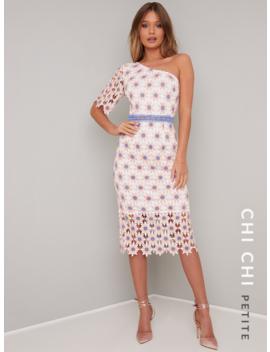 Chi Chi Petite Winona Dress by Chi Chi London