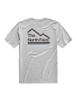 Men's Short Sleeve Retro Sunsets Tee by The North Face