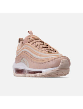 """<Font Style=""""Vertical Align: Inherit;""""><Font Style=""""Vertical Align: Inherit;"""">                 女式nike Air Max 97 Lux休闲鞋               </Font></Font> by Nike"""