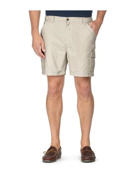 "Tropic Weight Cargo Shorts, Comfort Waist 6"" Inseam by L.L.Bean"