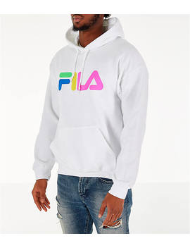 Men's Fila Technicolor Hoodie by Fila