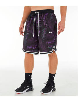 Men's Nike Dri Fit Dna Floral Basketball Shorts by Nike
