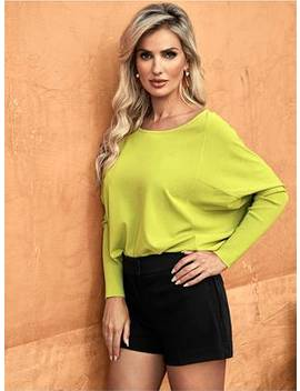 Melody Dolman Sleeve Top by Guess