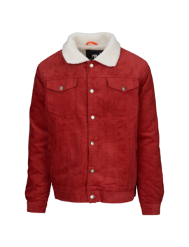 American Stitch Sherpa Trucker Jacket by American Stitch