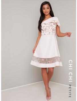 Chi Chi Petite Rochella Dress by Chi Chi London