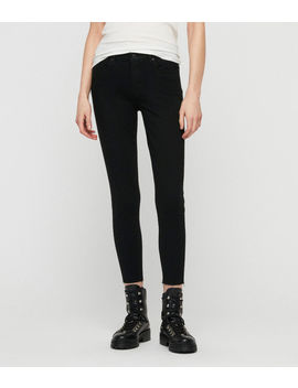 Grace Bistretch Ankle Skinny Jeans by Allsaints