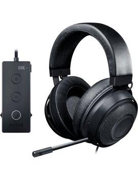 Kraken Tournament Edition Wired Stereo Gaming Headset For Pc, Mac, Xbox One, Switch, Ps4, Mobile Devices   Black by Razer