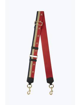 Stars And Stripes Bag Strap by Marc Jacobs