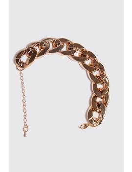 Bracelet à Maillons épais by Boohoo