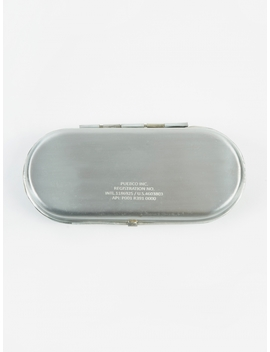 Glasses Case   Silver by Puebco