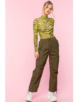Utility Wind Pant by A'gaci
