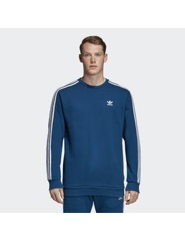 Monogram Crewneck Sweatshirt by Adidas