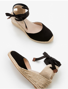Cassie Espadrille Wedges by Boden